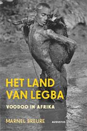boekomslag van Het land van Legba