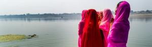 Ganges - vrouwen
